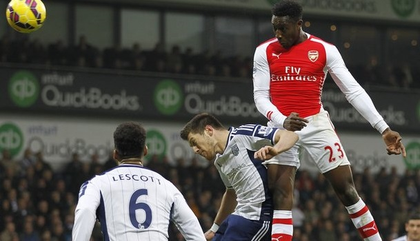 Arsenal down Tricky West Brom 1-0